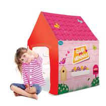 Barraca Infantil Clube Das Meninas Tenda Rosa - Bang Toys -