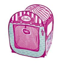 Barraca Infantil com 50 Bolinhas Doceria Fabulosa Barbie FUN 7786-1 -
