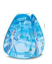 Barraca Infantil com Bolinhas Princesa Snow - Samba Toys