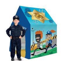 Barraca Infantil da Polícia - Bang Toys