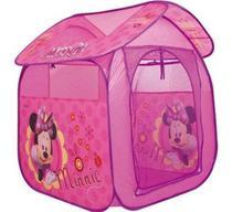 Barraca Infantil De Brinquedo Casinha Portátil Minnie Tenda Cabana - Zippy Toys