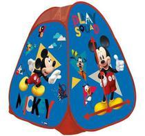Barraca Infantil De Brinquedo Portátil Mickey Tenda Cabana - Zippy Toys