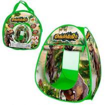 Barraca infantil dinossauro dobrável - Dm toys -