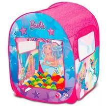 Barraca Infantil - Disney - Barbie - Mundo dos Sonhos - Fun - Brinquedos Chocolate