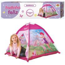 Barraca Infantil Fadinha Feliz - DM Toys -
