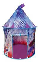 Barraca Infantil Frozen Castelo Toca Elsa e Anna Portátil Fácil de Montar - Zippy Toys