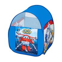 Barraca Infantil Fun Super Wings Azul -