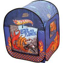 Barraca Infantil Hot Wheels Monte Libano Azul -