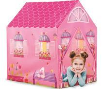 Barraca Infantil Meninas Tenda Casinha Fácil Montagem - Dm Toys