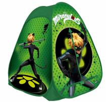 Barraca infantil menino cat noir miraculous portátil - bp17cn - Zippy toys