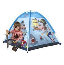 Barraca Infantil Meninos Toca Cabana Esconderijo Pirata - Dm toys