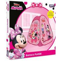 Barraca Infantil Minnie Tenda Portátil Pop-up - Zippy 6930 - Zippy Toys