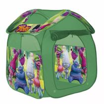 Barraca Infantil Portatil Casa Trolls - Zippy Toys -