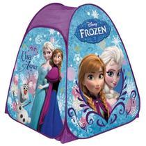 Barraca infantil portátil frozen elsa anna modelo iglú - bp1501 - Zippy toys