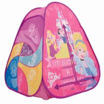 Barraca Infantil Portátil - Princesas - Zippy Toys -