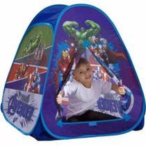 Barraca Infantil Portátil Vingadores Toca Iglu Zippy Toys -
