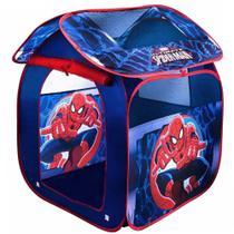 Barraca Infantil Spider Man Modelo Casa Casinha Homem Aranha -