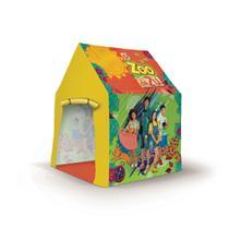 Barraca Infantil Tenda Zoo Da Zu - Bang Toys -