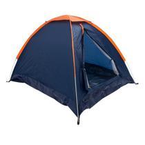 Barraca P/ Camping e Acampamento Panda 3 Pessoas  Coluna D'agua 600mm - Nautika -