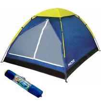 Barraca para Camping Iglu 2,10 x 2,10 Metros Até 4 Pessoas MOR -