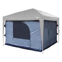 Barraca para tenda Transform 5/6 pessoas 3 x 3m NTK  com coluna d'água de 3000mm -