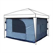 Barraca para tenda Transform 5/6 pessoas 3x3m Nautika com coluna d'água de 3000mm - 159005 -