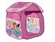 Barraca Portátil - Casa Das Princesas Disney + 25 Bolinhas - Zippy Toys