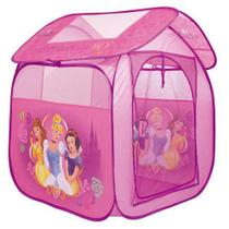 Barraca Portátil Casa Princesas Disney Zippy Toys Original -