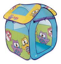 Barraca Portatil Infantil Bubu E As Corujinhas Casa Criança - Zippy Toys