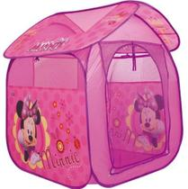 Barraca Portatil Infantil Casa Da Minnie Zippy Toys