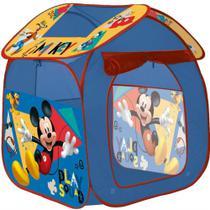 Barraca Portátil Infantil Casa Mickey - Zippy Toys -