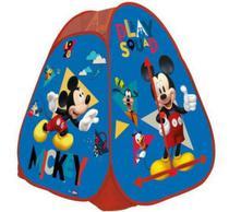 Barraca Portátil Mickey Disney Toca Infantil + 25 Bolinha - Zippy Toys