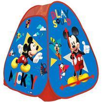 Barraca portatil tenda infantil mickey mouse azul - Zippy Toys