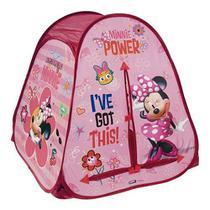 Barraca portatil tenda infantil minnie rosa - Zippy Toys