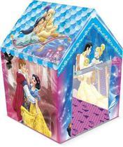 Barraca Princesas Infantil Acampamento Casinha Disney Lider - Líder