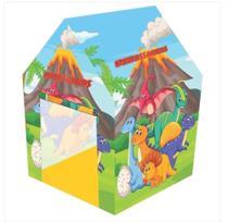 Barraca Tenda Casinha Dinossauros divertido - Fabricando