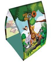 Barraca Tenda Infantil Zoo- Fabricando Idéias - Fabricando Ideias Inovadoras