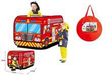 Barraca tenda portatil bombeiros monta facil - mc18249 - Mega compras