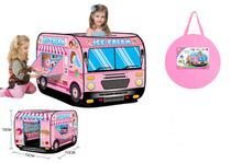 Barraca tenda portatil sorveteria monta facil - mc18250 - Mega compras