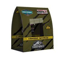 Barraca Tenda Toca Infantil Jurassic World Com Acessórios - Pupee Brinquedos