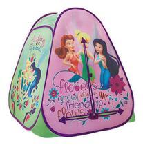 Barraca Tenda Toca Portátil Fadas Sininho Disney 25 Bolinhas - Zippy Toys