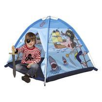 Barraca Toca Infantil Cabana Esconderijo Pirata Menino 112cm - Dm Toys