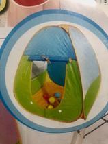 Barraca Toca Infantil Menino Azul Portátil -