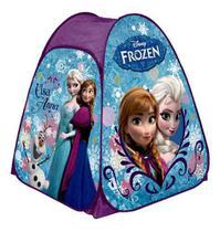 Barraca Toca Tenda Infantil Frozen Disney Portátil Menina - Zippy toys