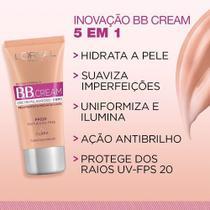 Base Bb Cream 5 Em 1 Fps20 L'oréal Paris - Cor Média 30ml - LOréal