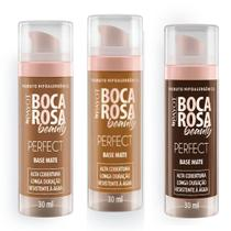 Base Boca Rosa -