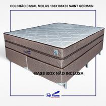 Base box casal 138x188x30 saint germain - Soft Pluma