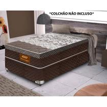 Base Box Solteiro Gazin New Poliéster 88x188cm 6000121524 -