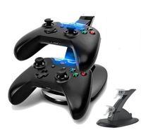Base Carregadora Dock Charge Duplo P/ Controles De Xbox One - Vil