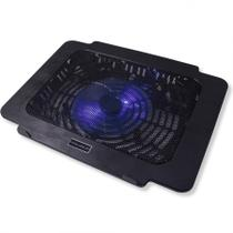 Base com cooler para notebook - CoolCold Compacta - Bringit
